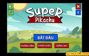 Tải game super pikachu 2015