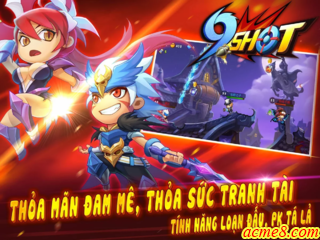 Tải game 9 shot cho android