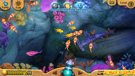 Hack game fishing diary cho android
